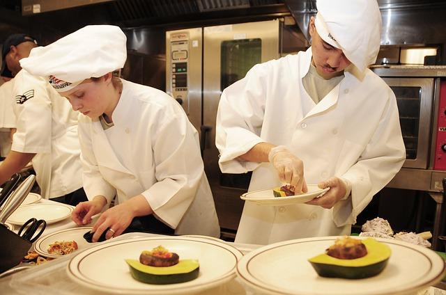 soutěž vaření
