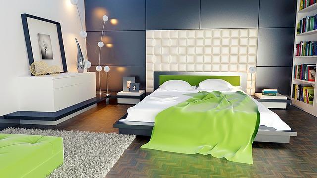 postel rozkládací